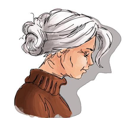 how-to-draw-an-old-woman-step-8